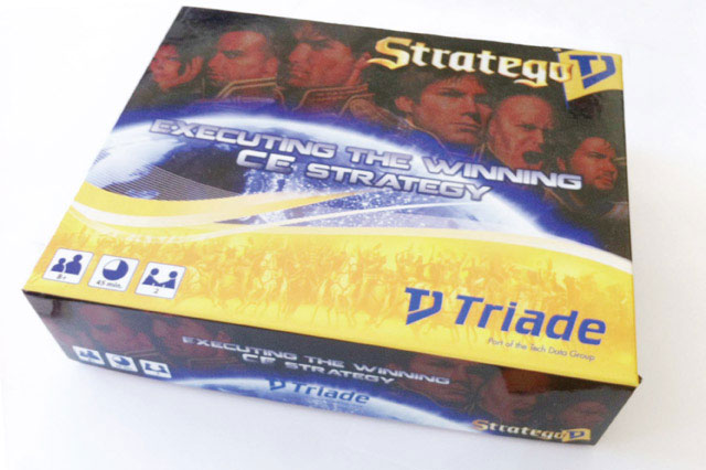 Triade Spel Stratego