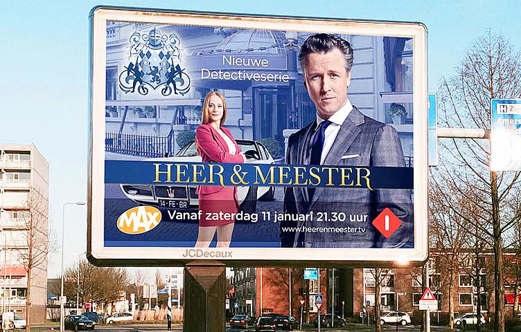Heer & Meester serie