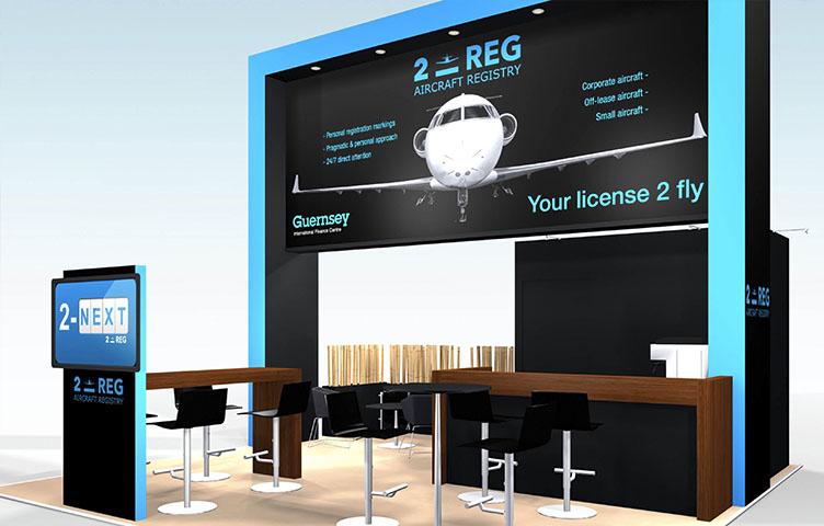 2-REG Aircraft Registratie op EBACE