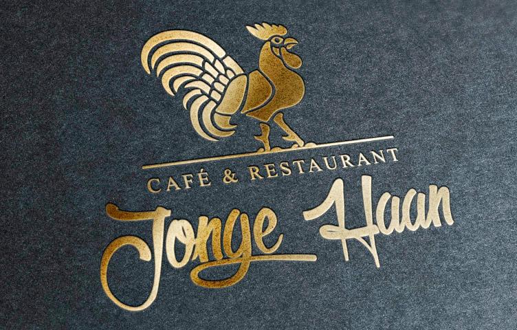Logo De Jonge Haan hilversum reclamebureau holland