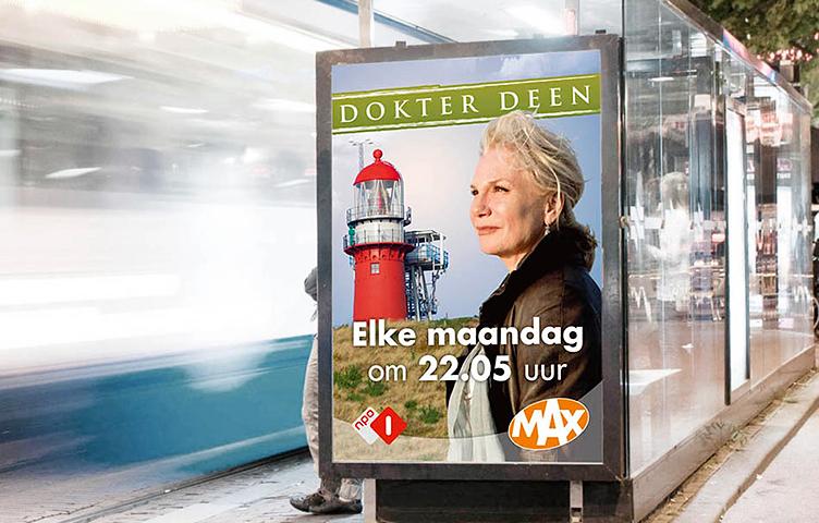 Dokter Deen Campagne door Reclamebureau Holland