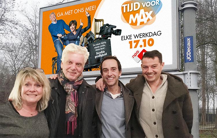 Tijd voor Max reclamebureau holland