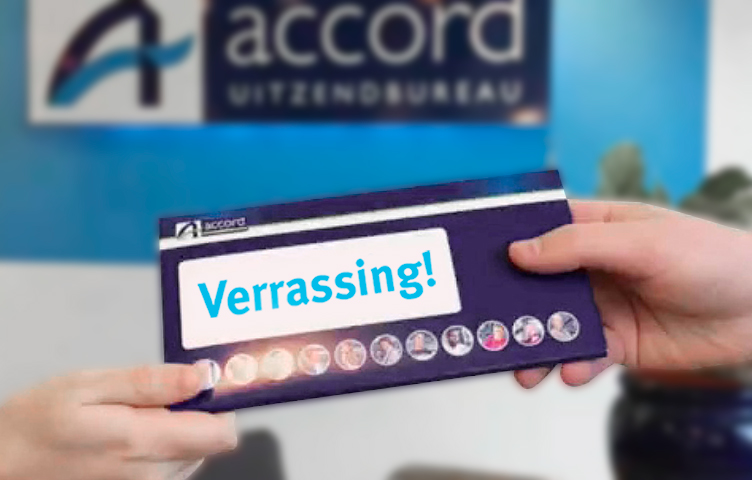 Kalender Accord Groep Reclamebureau Holland