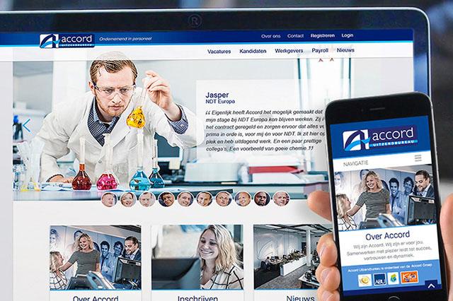 webdesign - Reclamebureau Holland