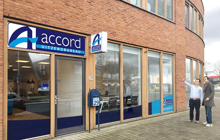 Facelift Accord Uitzendbureau Reclamebureau Holland