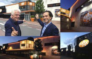 gevel ontwerp led reclamebureau holland