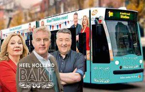 heel holland bakt tram amsterdam reclamebureau holland
