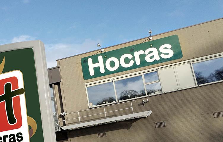logo Hocras Reclame Bureau Holland