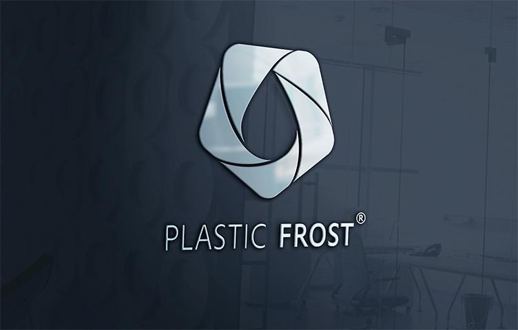 huisstijl plastic frost reclamebureau holland