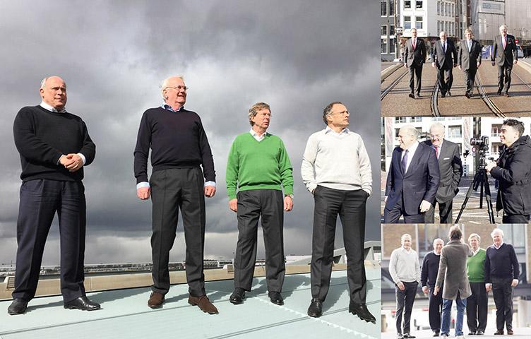 fotografie van lanschot reclamebureau holland