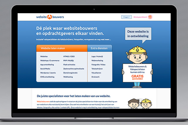 Websitebouwers