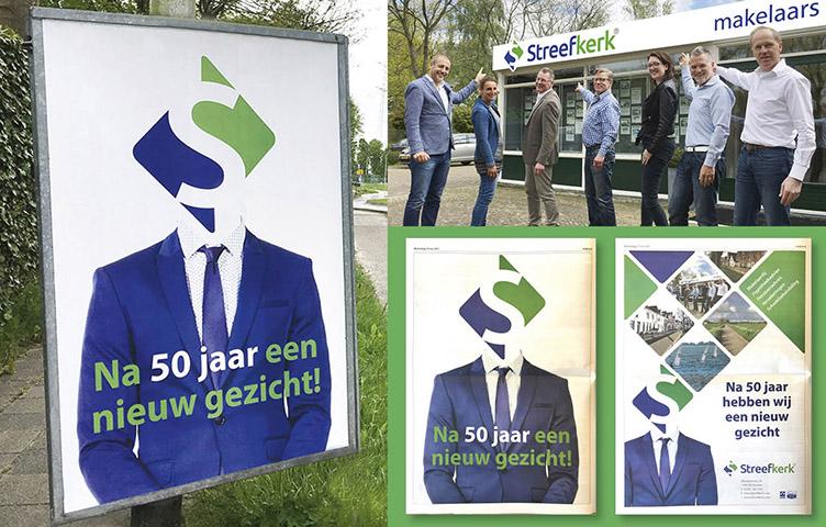streefkerk branding campagne reclamebureau holland